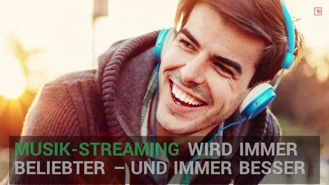 Die besten Musik-Streaming-Dienste