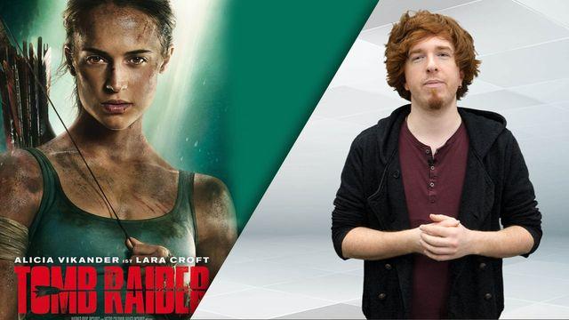 Tomb Raider Film 2018 im Review