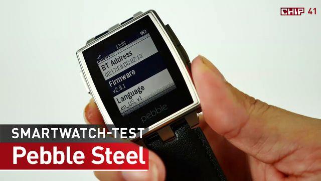 Pebble Steel - Smartwatch - Review