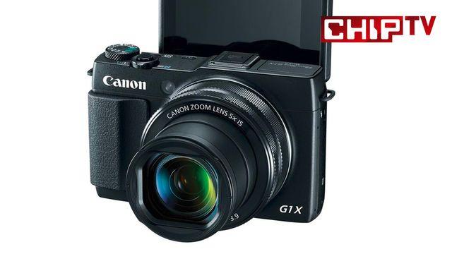 Canon PowerShot G1 X Mark II - Test