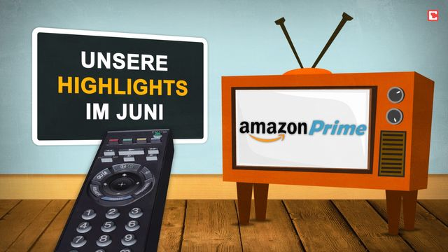 Amazon Prime Video: Die Highlights im Juni