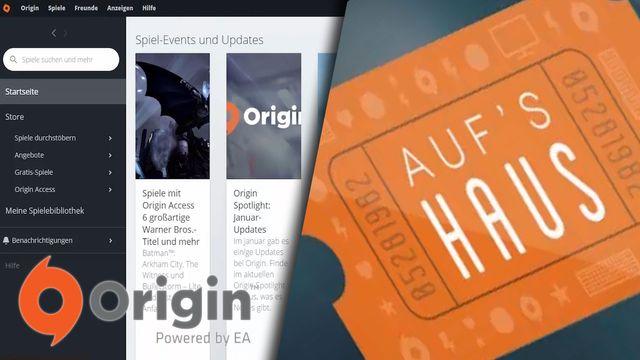 EA Origin: Spiele verwalten, kaufen und mehr!