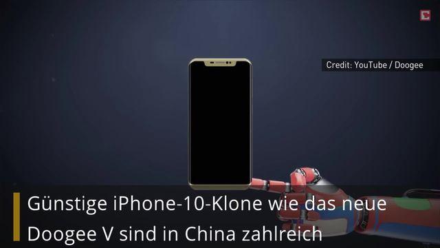 So günstig & gut sind iPhone-X-Klone aus China