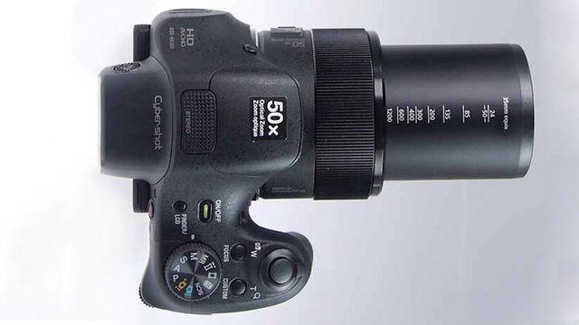 Sony Cyber-shot DSC-HX300 Test