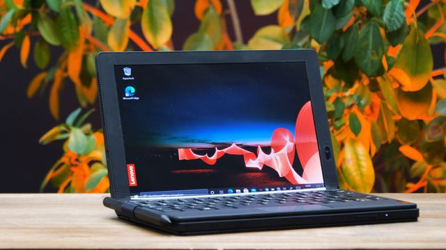 Lenovo Thinkpad X1 Fold G1 im Test