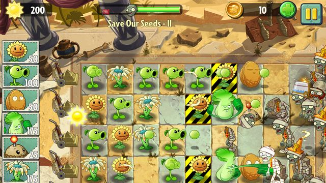 Plants vs. Zombies 2 - Android Trailer