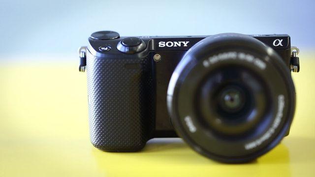 Sony NEX-5T - Praxis-Test