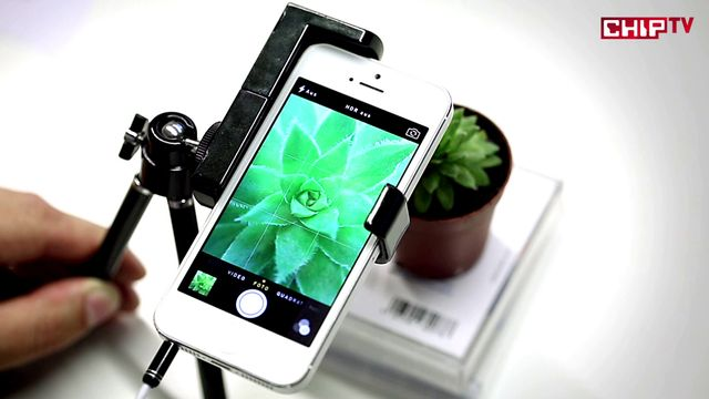 iPhone-Fotografie - isight Kamera - Tutorial
