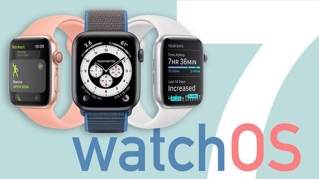 watchOS 7: Die neuen Features für die Apple Watch
