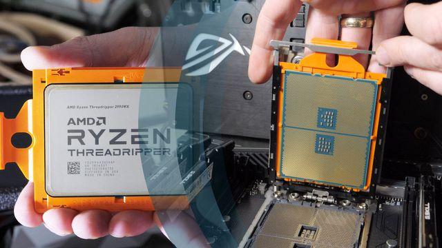 AMD Ryzen Threadripper 2990WX im Review