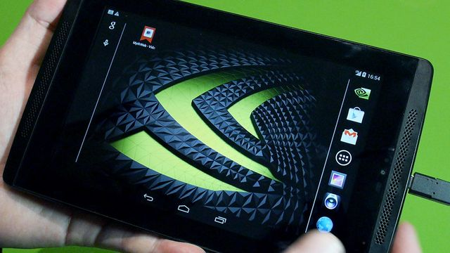 Nvidia Tegra Note 7 - Erster Praxis-Test