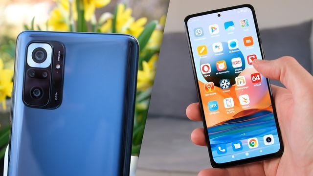 Xiaomi Redmi Note 10 Pro im Test