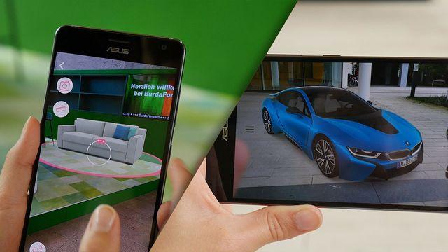 Asus Zenfone AR im Review