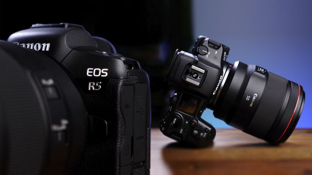 Canon EOS R5 im Test