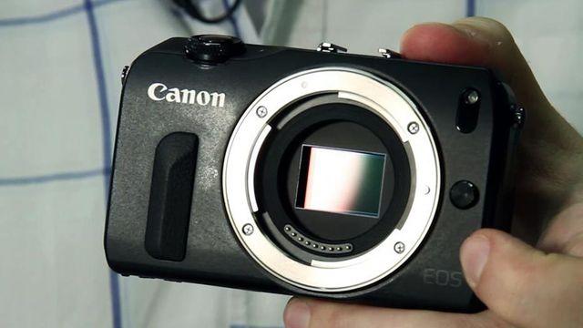 Canon EOS M - Test