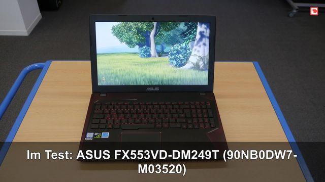 ASUS FX553VD-DM249T (90NB0DW7-M03520)