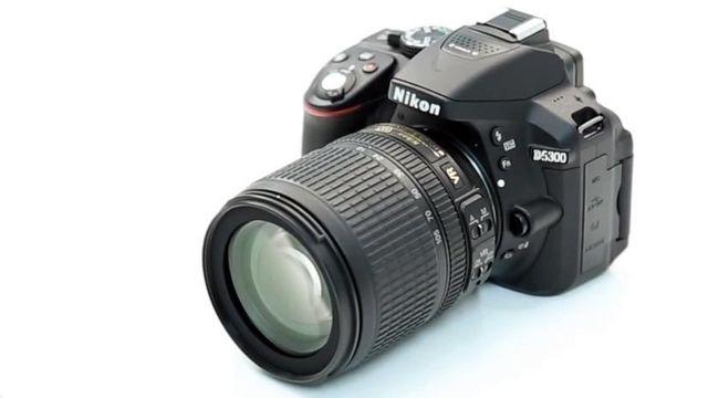 Nikon D5300 - Test