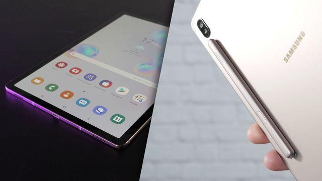 Samsung Galaxy Tab S6 im Review