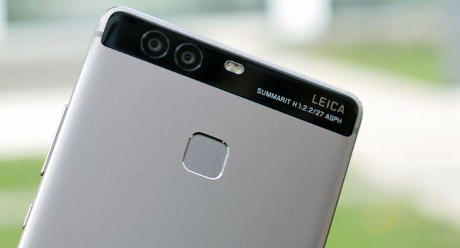 Huawei P9 im ersten Praxis-Test