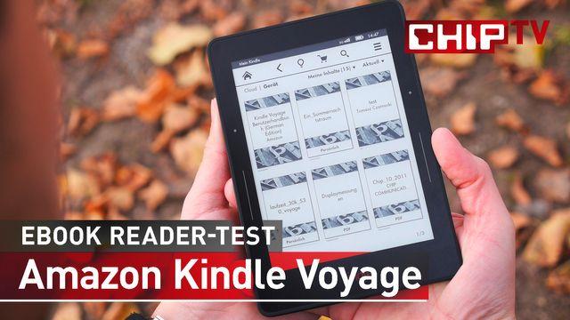 Amazon Kindle Voyage - eBook Reader - Review