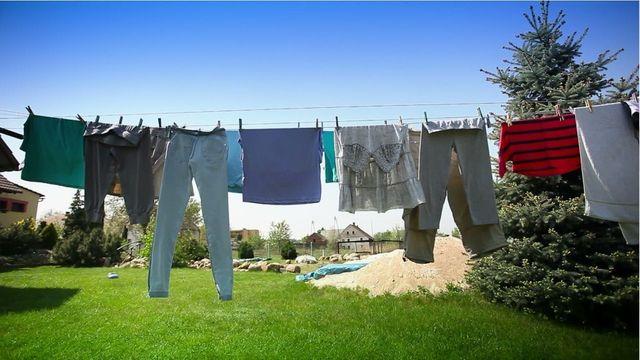 Wäsche trocknen: Darauf müssen Sie achten