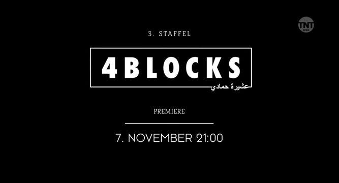 """""""4 Blocks"""" Staffel 3 - Das letzte Kapitel"""
