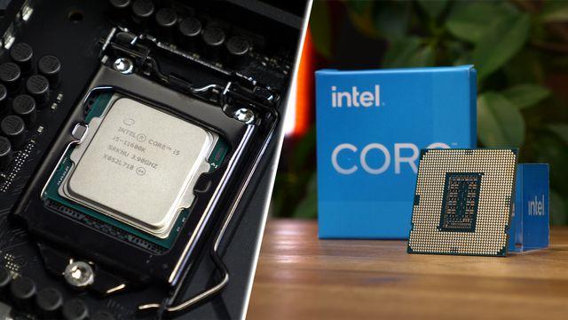 Intel Core i5-11600K im Test