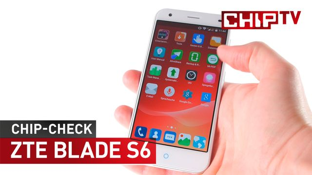 ZTE Blade S6 - Handy - Review