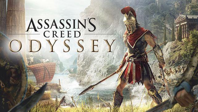 Assassin's Creed Odyssey - E3 2018 Trailer