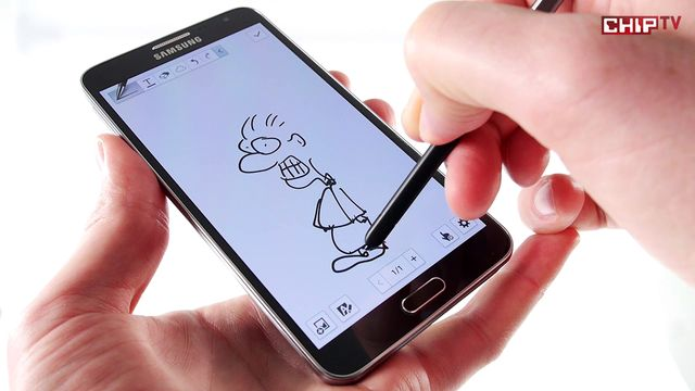 Samsung Galaxy Note 3 Neo - Test