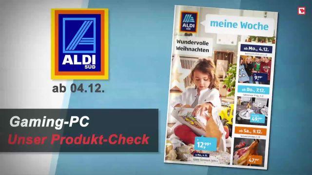 Aldi-Gaming-PC Medion Erazer X67015