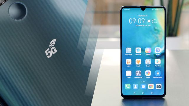 Huawei Mate 20 X 5G im Review
