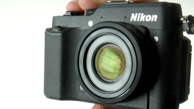 Nikon CoolPix P7800 - Test